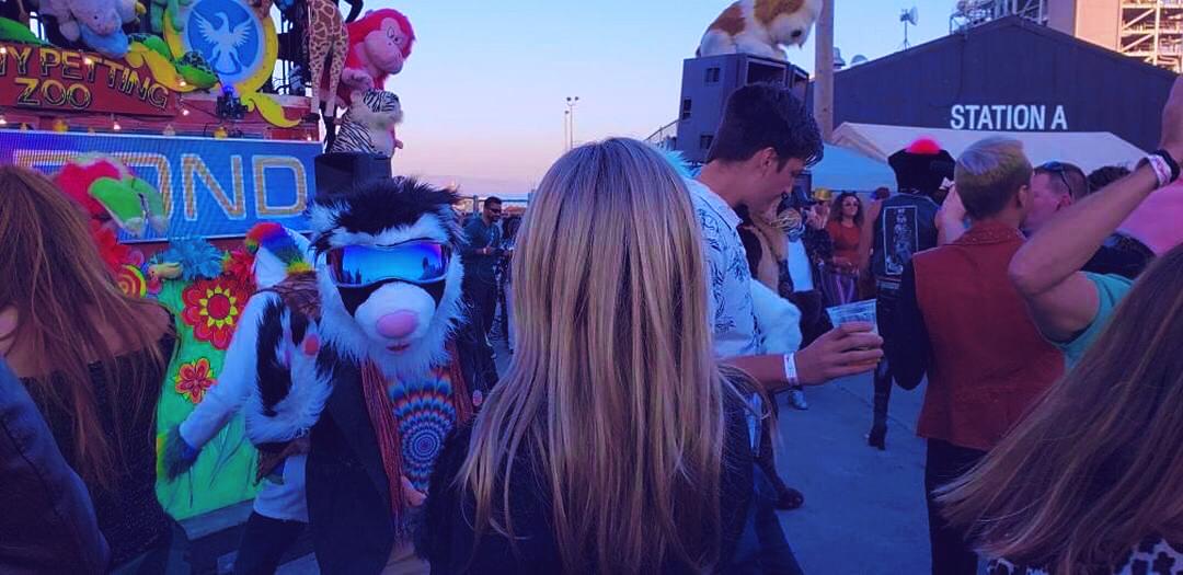 Burning Man: DecompressionParty